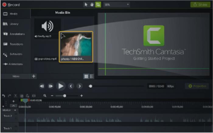 Best Minecraft Recording Software Camtasia