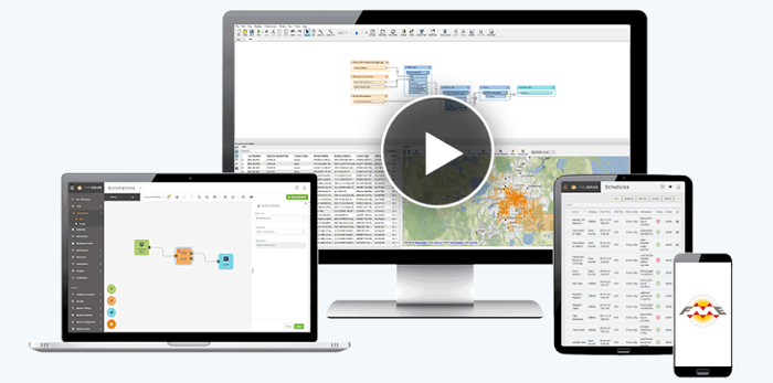 best GIS mapping software FME