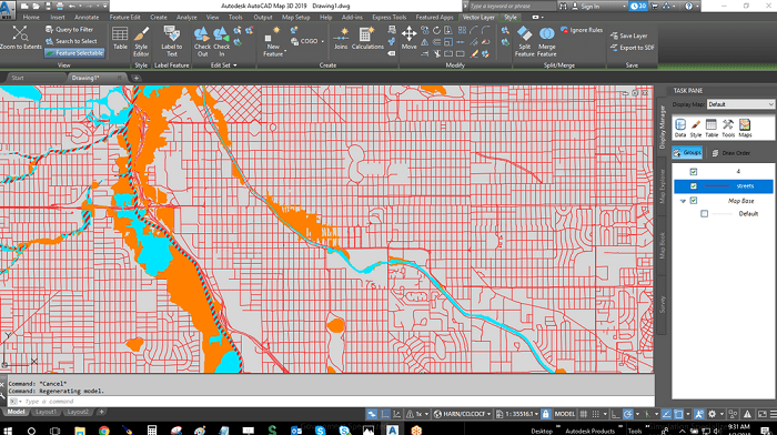 best gis software for beginners AutoCAD Map 3D