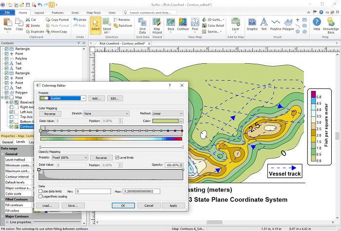 most popular gis software Surfer