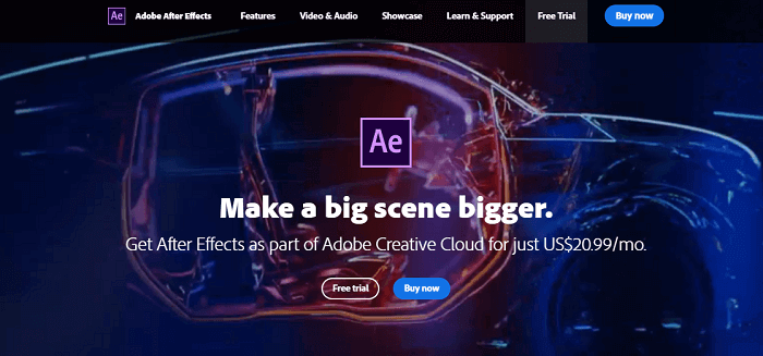 Compare Adobe After Effects Vs Final Cut Pro