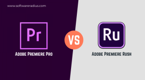 Compare Adobe Premiere Rush Vs Premiere Pro
