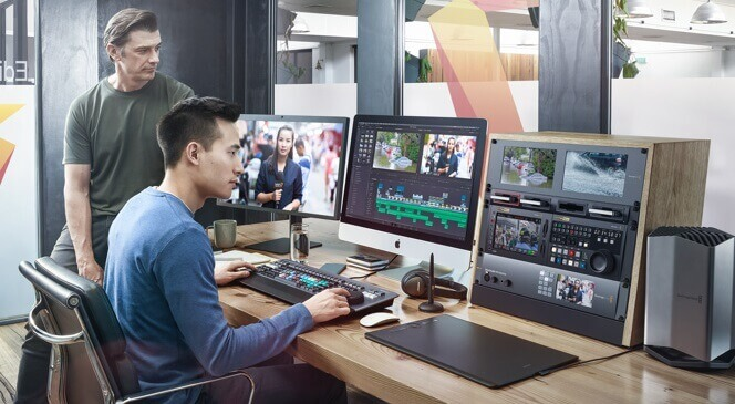 Comparison between Davinci Resolve and After Effects