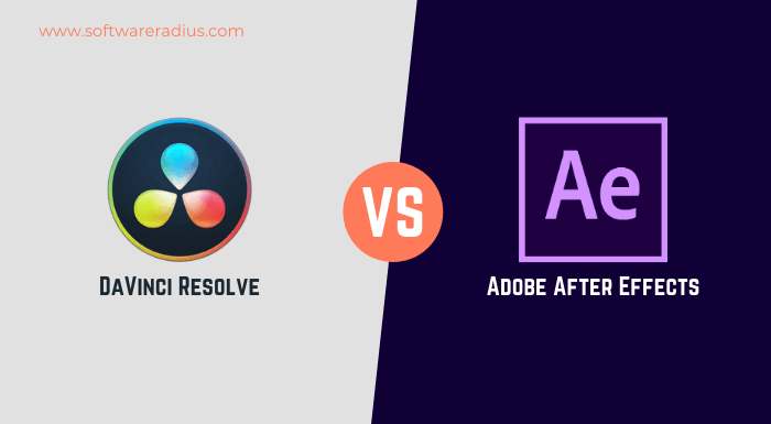 Davinci Resolve Vs Adobe After Effects