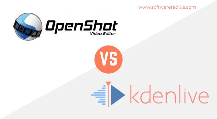 Kdenlive vs Openshot Video Editor