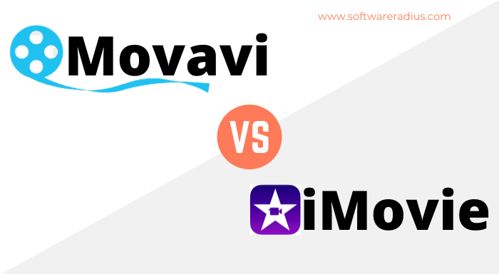 Movavi vs iMovie Video Editor