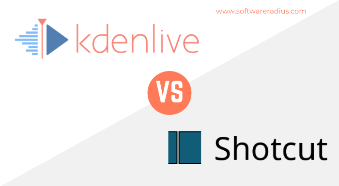 Shotcut Vs Kdenlive Video Editor