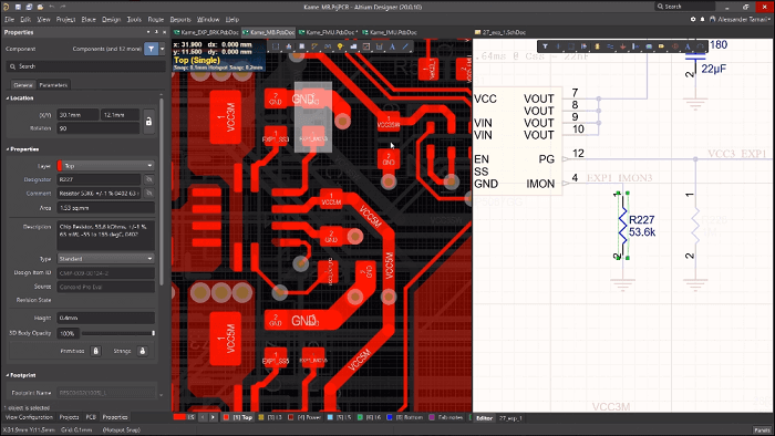 Comparison between Altium vs Allegro PCB Designer