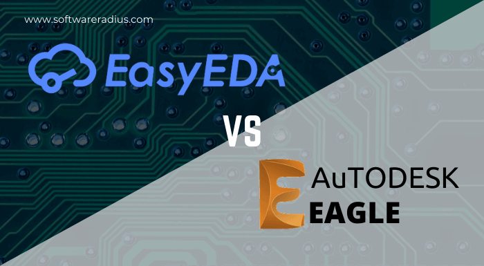 EasyEDA Vs Eagle PCB Designer Comparison
