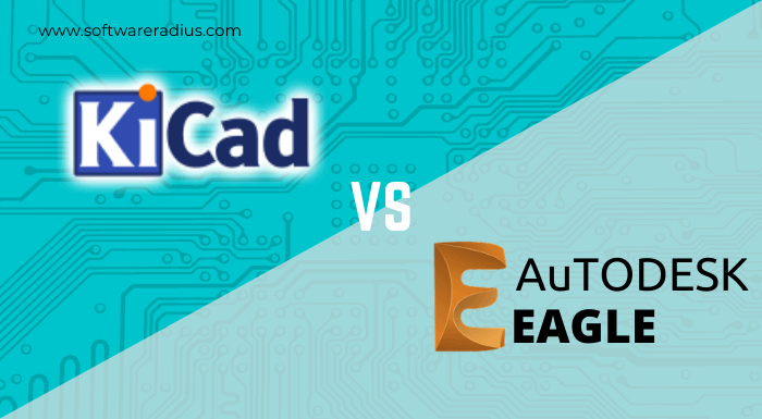 KiCad Vs Eagle PCB Designer Comparison