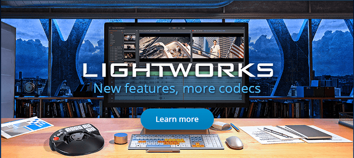 Lightworks Video Editor video editing software for pc