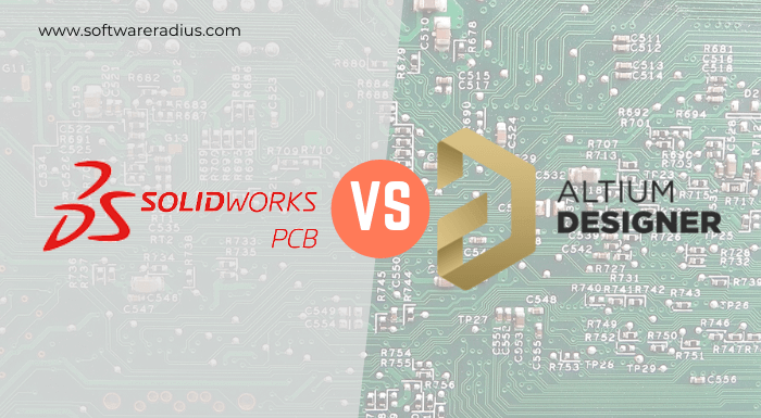 Solidworks PCB Vs Altium Designer Comparison