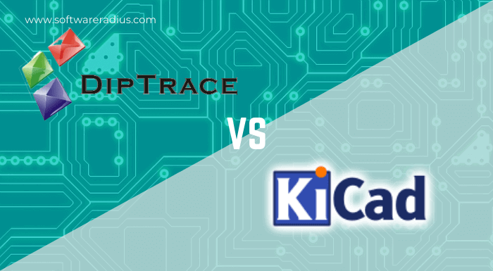 DipTrace Vs KiCad Which One is Best For PCB Designing
