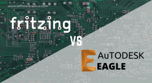 Fritzing vs Eagle PCB Designer which one is best
