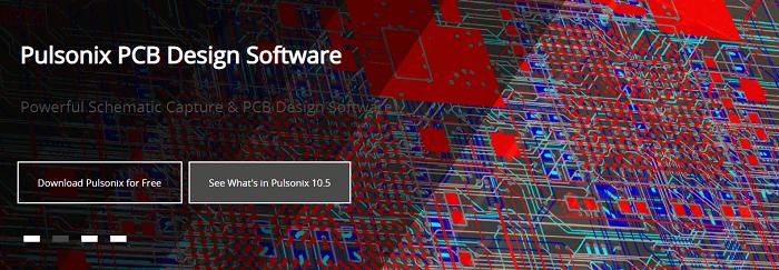 Pulsonix PCB designing software