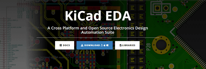 kicad best free PCB designing software