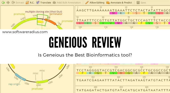 Geneious Review