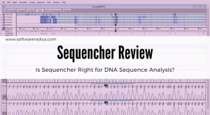Sequencher Review DNA Sequence Analysis Software