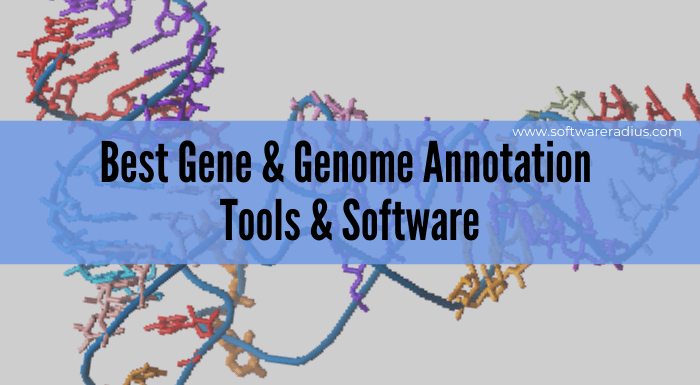 Best Gene and Genome Annotation Tools Software
